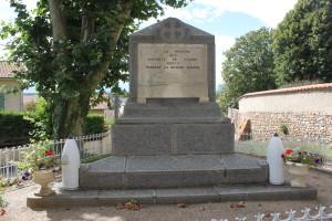 Cérémonie monuments aux morts @ Monument aux morts   Cuzieu   Rhône-Alpes   France