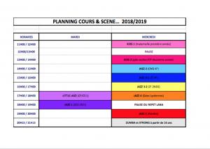 planning danse 2018_2019