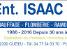 Entreprise ISAAC Didier