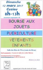 BOURSSE AUX JOUETS