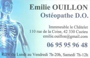 osteo emilie ouillon