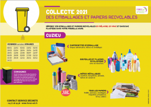 Collecte 2021 - page 2