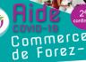 Dispositif Aide COVID-19 Commerces Forez-Est