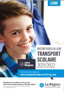 transport scolaire 2021-2022